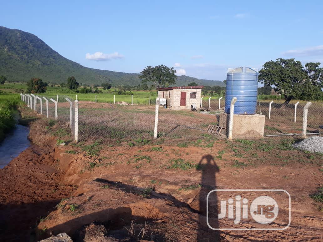 Fish Farm Land and Property for Sale