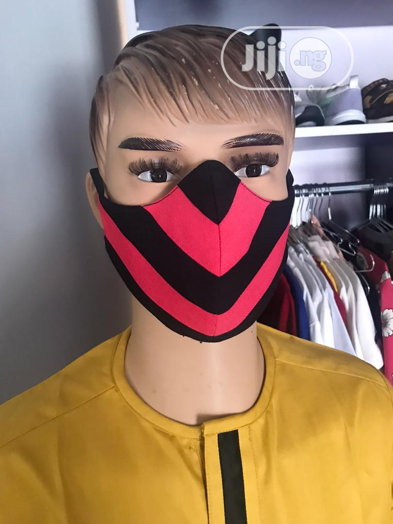 Archive: Nose Mask Available In Different Colours & Designs
