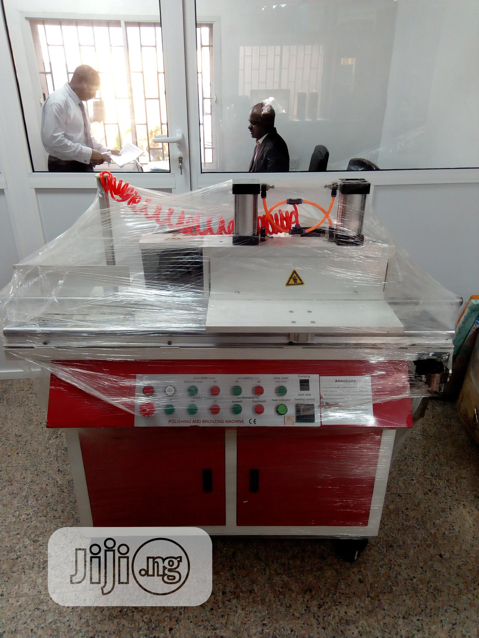 Bronzing Machine For Photobook Production | Printing Equipment for sale in Gbagada, Lagos State, Nigeria