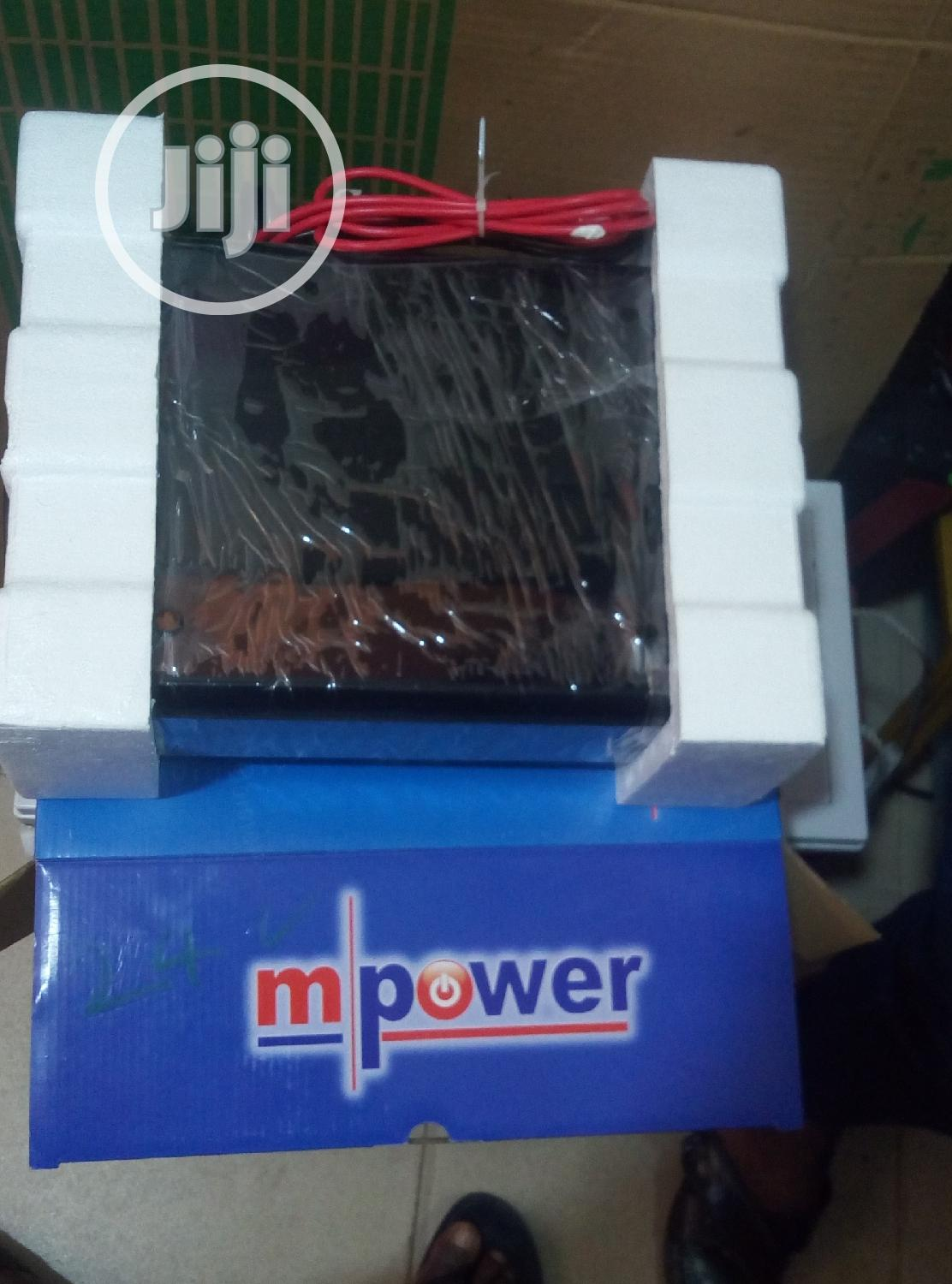 2.4kva M/Power Inverter | Electrical Equipment for sale in Ojo, Lagos State, Nigeria