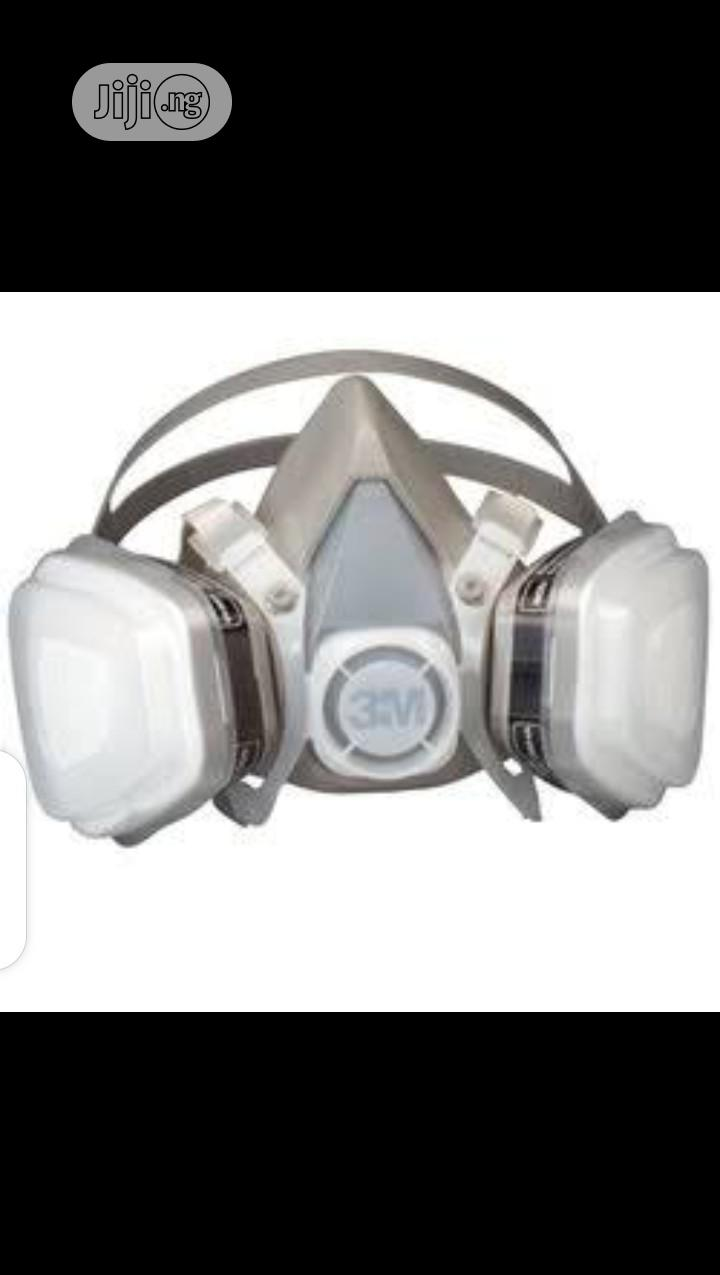 3M Gas Respirator | Hand Tools for sale in Ikeja, Lagos State, Nigeria
