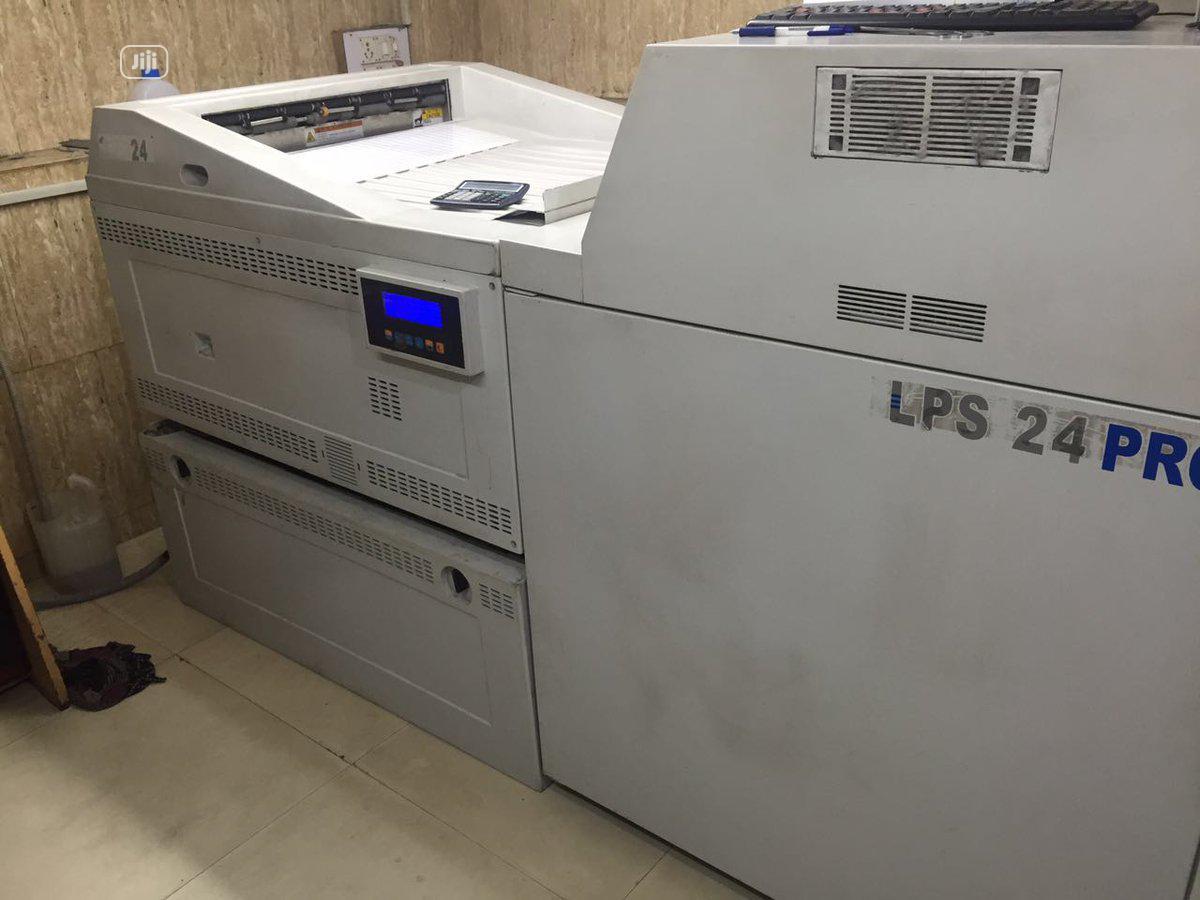 Noritsu LPS - 24 Pro | Printing Equipment for sale in Gbagada, Lagos State, Nigeria