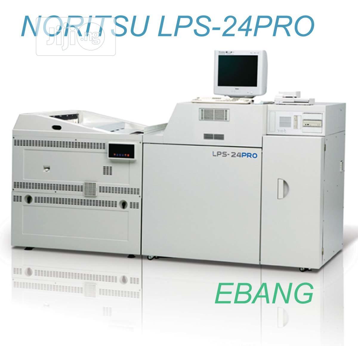 Noritsu LPS - 24 Pro