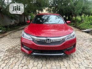 Honda Accord 2016 Red | Cars for sale in Lagos State, Lekki