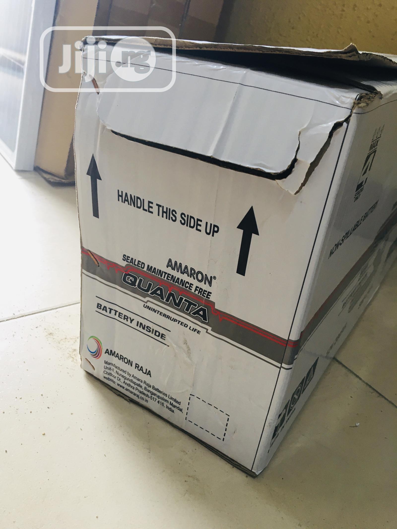 200ah 12v Quanta Amaron Battery Available With 1yr Warranty