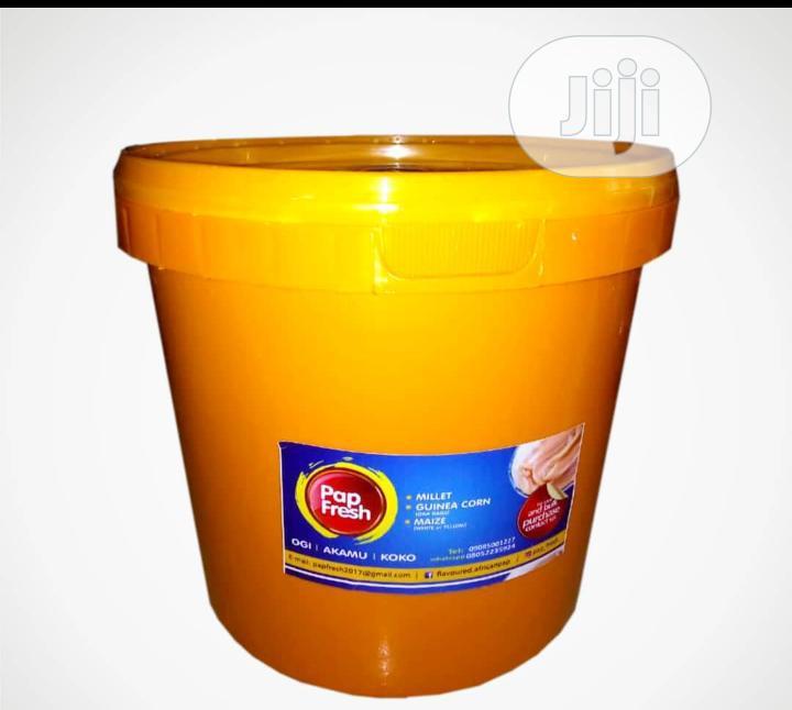 Papfresh (Single Grain Pap) -5L