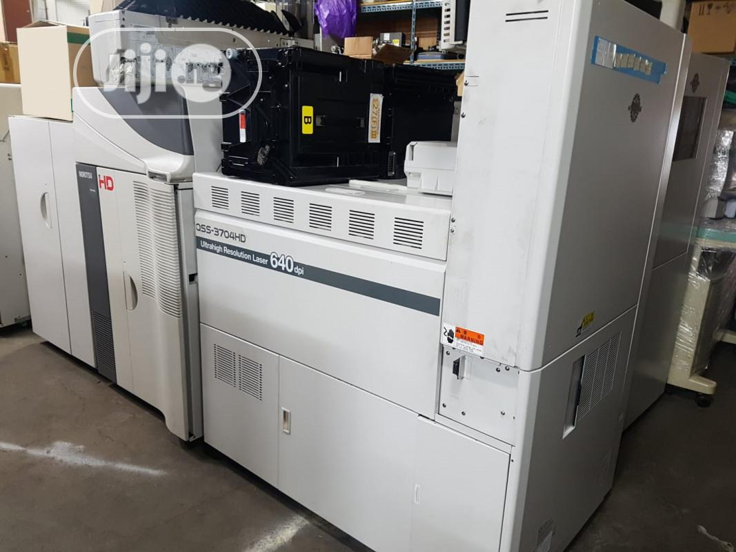 Noritsu QSS 3704 | Printing Equipment for sale in Gbagada, Lagos State, Nigeria