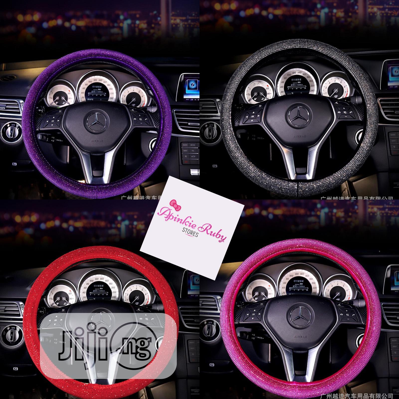 Archive: Steering Wheel Cover