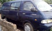 Kia Pregio 2005 2.7 D Cargo Van Blue | Buses & Microbuses for sale in Lagos State, Isolo