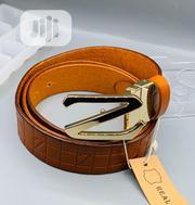 Original Leather Designer Belt | Clothing Accessories for sale in Lagos State, Lagos Island