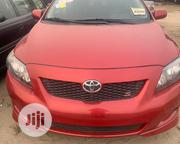 Toyota Corolla 2011 Red | Cars for sale in Lagos State, Yaba