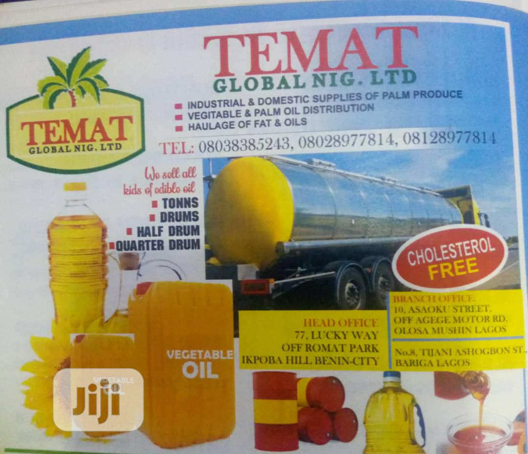 Buy Vegetable Oil And Palm Oil | Meals & Drinks for sale in Mushin, Lagos State, Nigeria