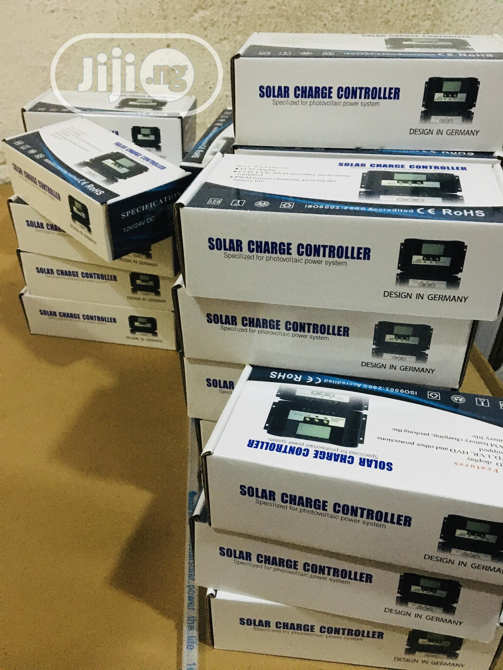 30ah Pwm Charge Controller Available   Solar Energy for sale in Ojo, Lagos State, Nigeria