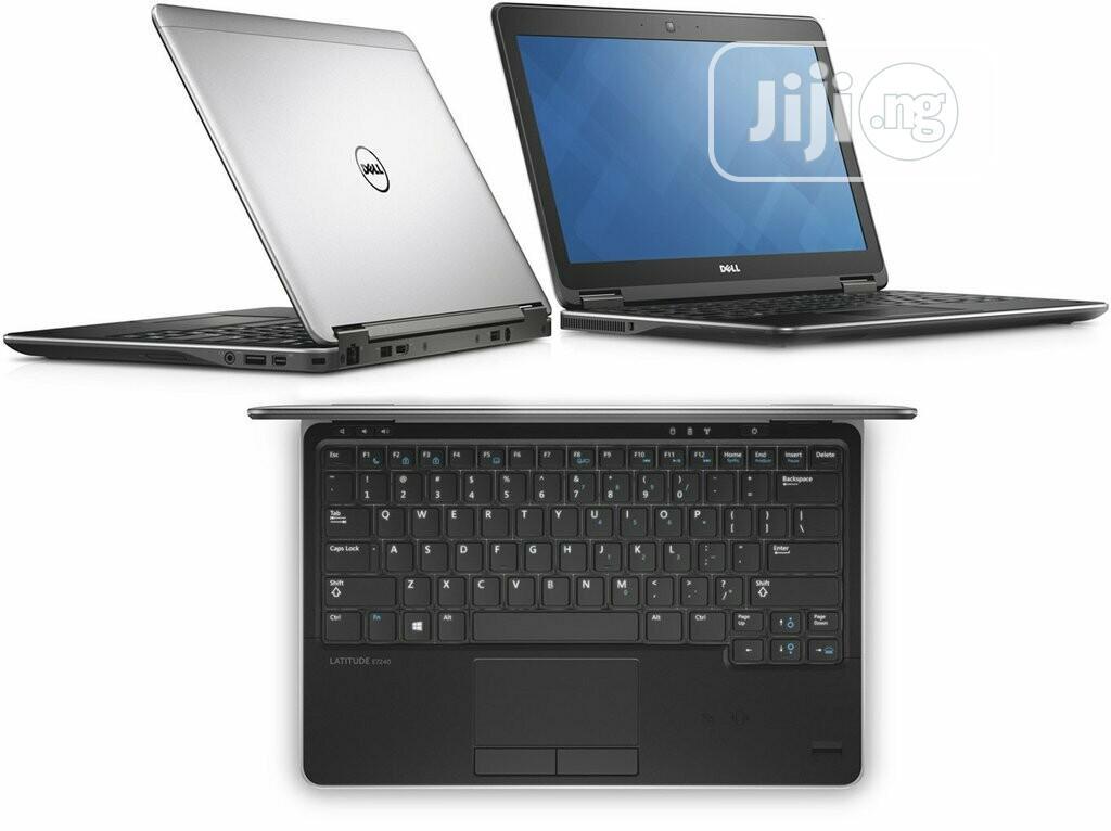 Laptop Dell Latitude E7240 8GB Intel Core I5 SSD 128GB | Laptops & Computers for sale in Central Business Dis, Abuja (FCT) State, Nigeria