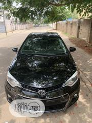 Toyota Corolla 2015 Black | Cars for sale in Abuja (FCT) State, Wuse