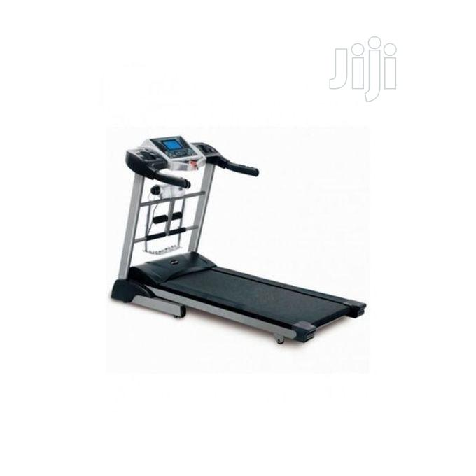 2.5hp Treadmill With Massager Mp3 Sit Up Bench