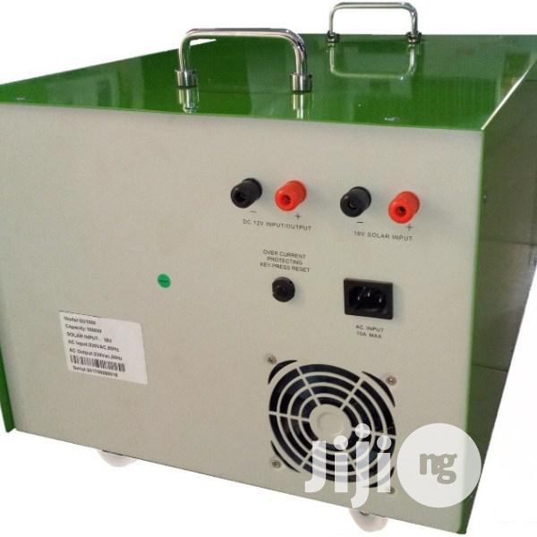 1000W Techfine Solar Generator | Solar Energy for sale in Gbagada, Lagos State, Nigeria