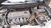 Toyota Corolla 1.8 2008 Gray   Cars for sale in Ogun State, Obafemi-Owode