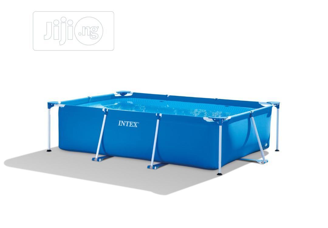 GIANT SWIMMING POOL (2.6m By 1.6m By 0.65m) | Sports Equipment for sale in Wuse 2, Abuja (FCT) State, Nigeria