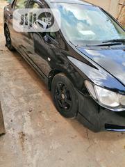 Honda Civic 2007 1.8 Sedan LX Automatic Black | Cars for sale in Lagos State, Ifako-Ijaiye