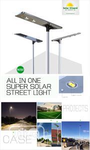 30W Super Solar Street Light | Solar Energy for sale in Lagos State, Lekki Phase 1