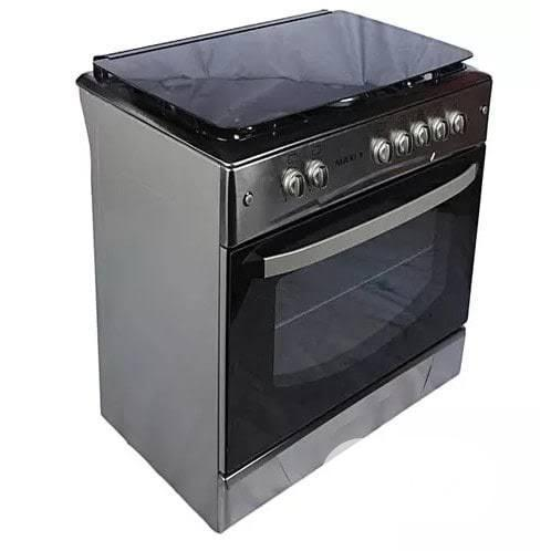 4 Gas Burner And 2 Electric Standing Gas Cooker