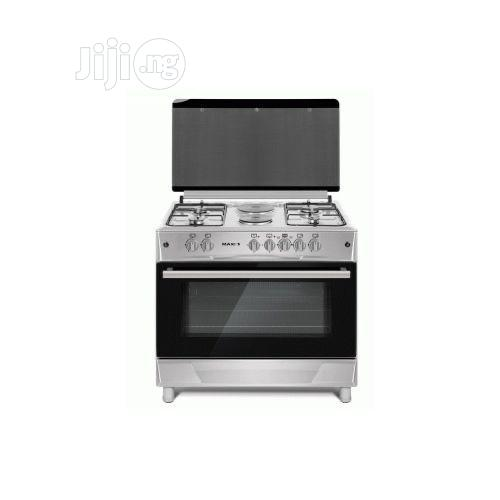 4 Gas Burner And 2 Electric Standing Gas Cooker   Kitchen Appliances for sale in Lekki Phase 1, Lagos State, Nigeria