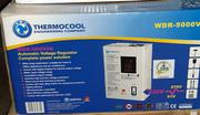 5000va Wall Mount Thermocool Stabilizer | Electrical Equipment for sale in Lagos State, Ojo