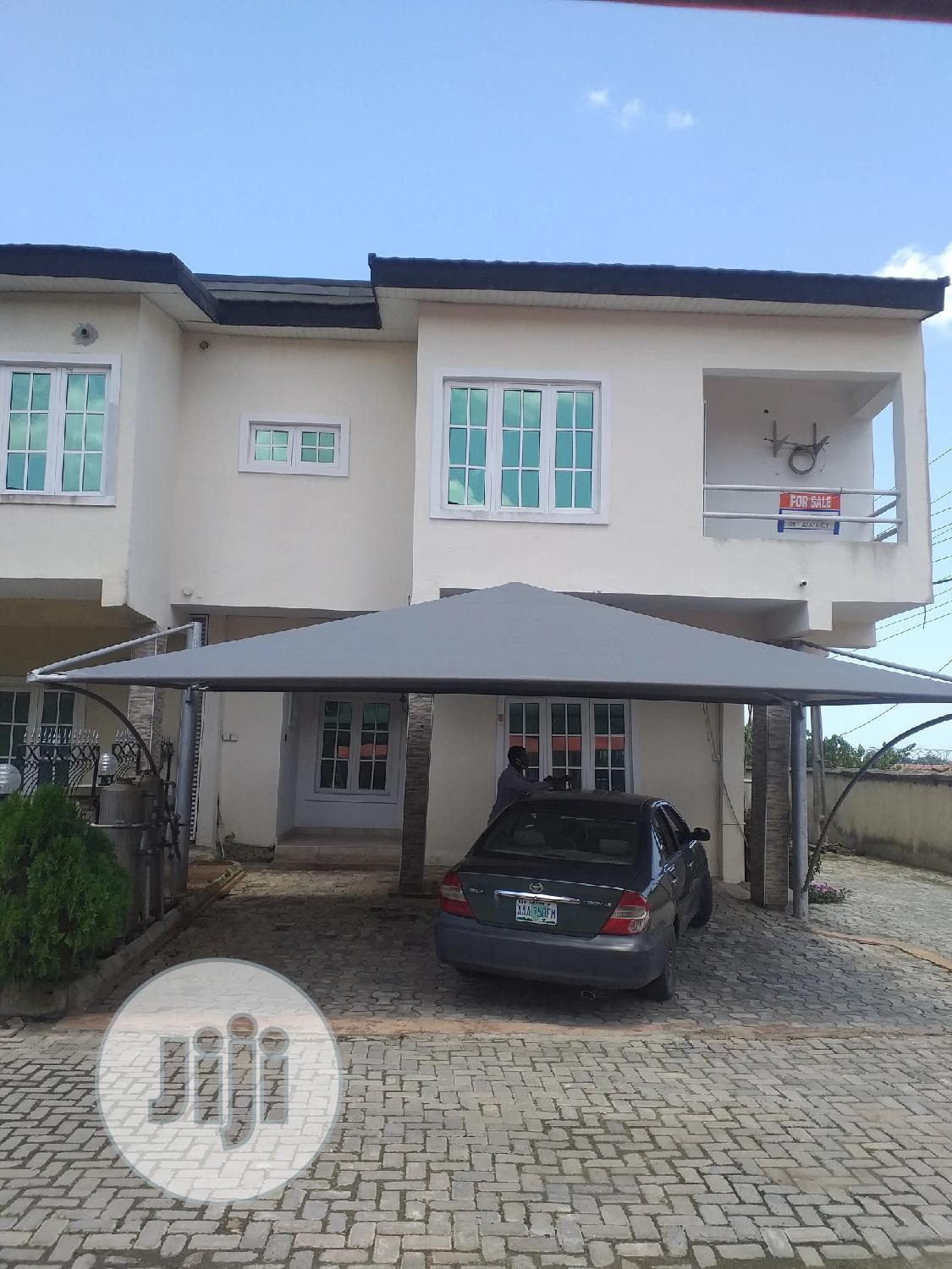 Well Maintained 4 Bedrooms Terrace Duplex For Sale At Lekki Gardens