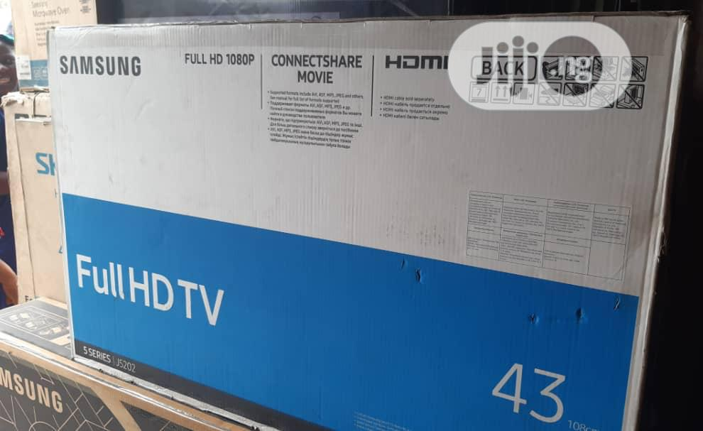 "43"" Samsung Smart Tv"