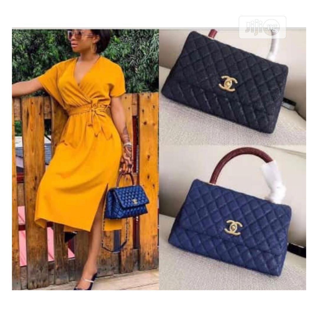 Channel Ladies Hand Bag