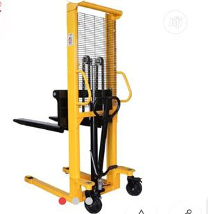 2t Forklift Pallet Truck Manual Hand Stacker For Lifting | Store Equipment for sale in Lagos State, Lagos Island (Eko)