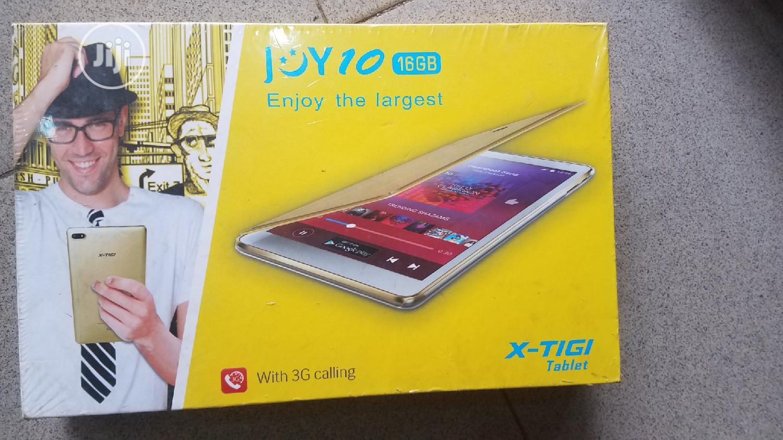 New X-Tigi Joy10 16 GB