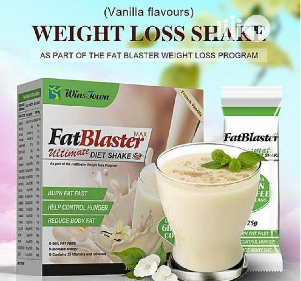 Archive: Weight Loss Fat Blaster Diet Protein Shake