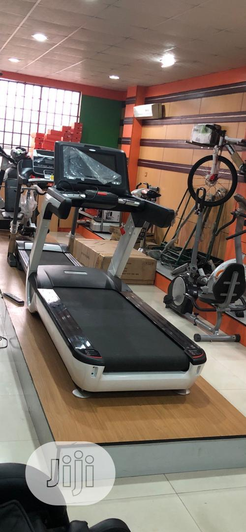 Archive: 8hp American Fitness Commercial Treadmill