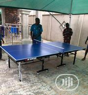 Standard Durable Table Tennis Board With Accessories   Sports Equipment for sale in Lagos State, Lekki Phase 1