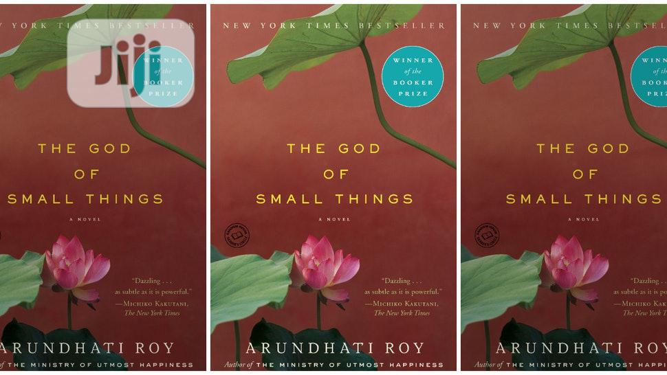 The God of Small Things Novel by Arundhati Roy