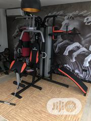 3 Station Home Gym | Sports Equipment for sale in Abuja (FCT) State, Jabi