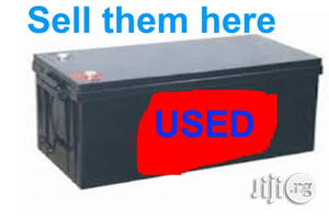Scrap Inverter Battery In Bariga Lagos   Electrical Equipment for sale in Lagos State