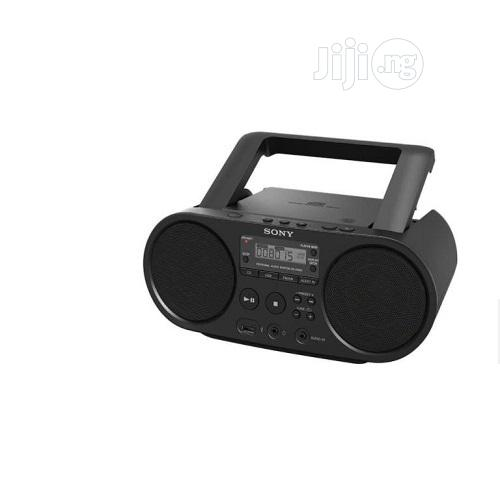 Archive: Sony Boombox Mp3 and Usb Player