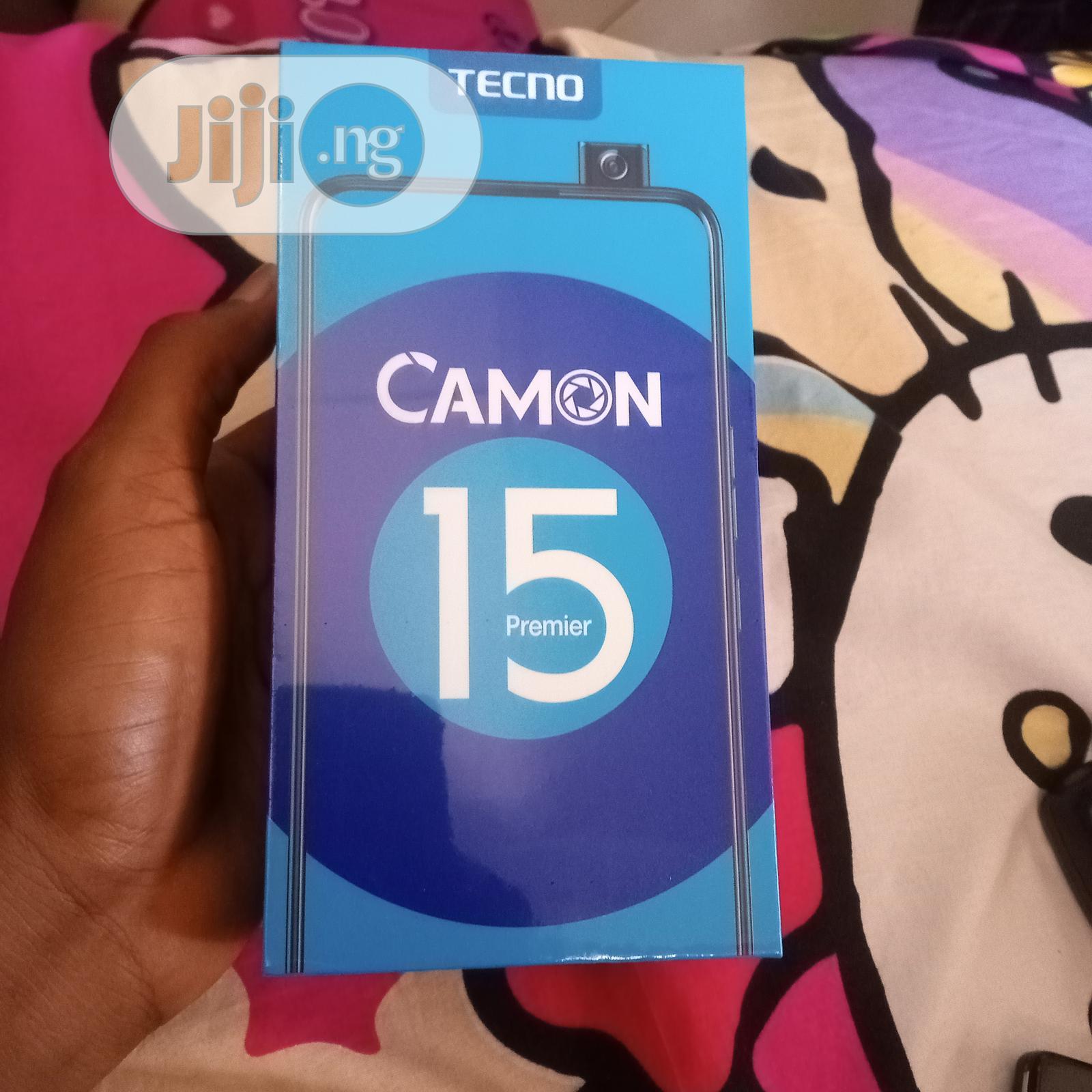 New Tecno Camon 15 Premier 128 GB