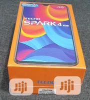 New Tecno Spark 4 Air 32 GB Black | Mobile Phones for sale in Lagos State, Ikeja