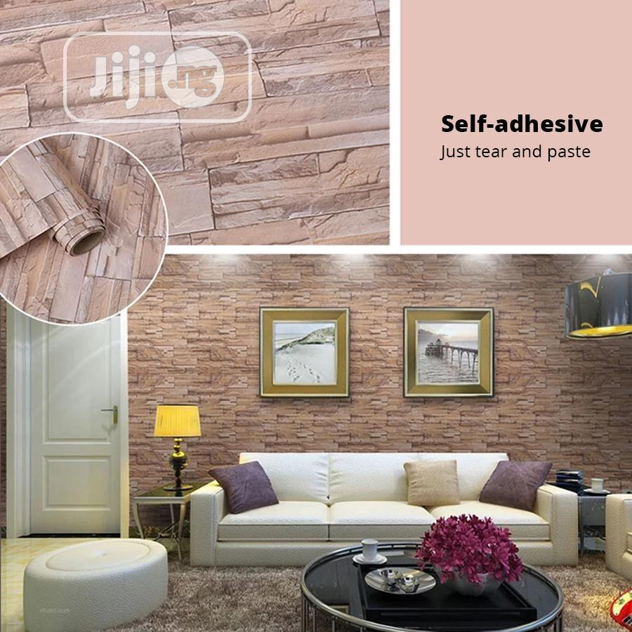 Self Adhesive Wallpaper | Home Accessories for sale in Alimosho, Lagos State, Nigeria