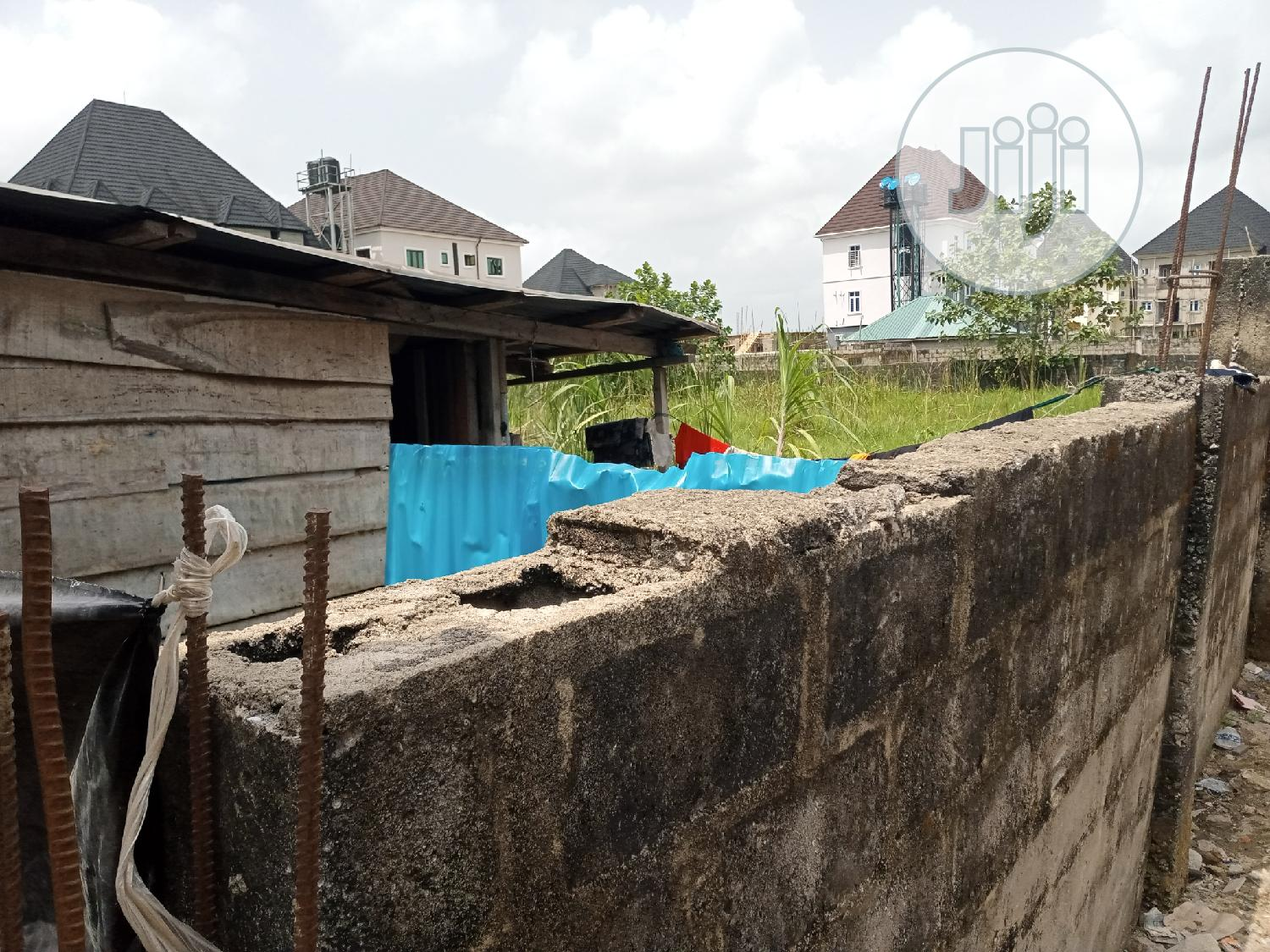 2plots With C Of O At Startime Est. Ago Bridge   Land & Plots For Sale for sale in Isolo, Lagos State, Nigeria