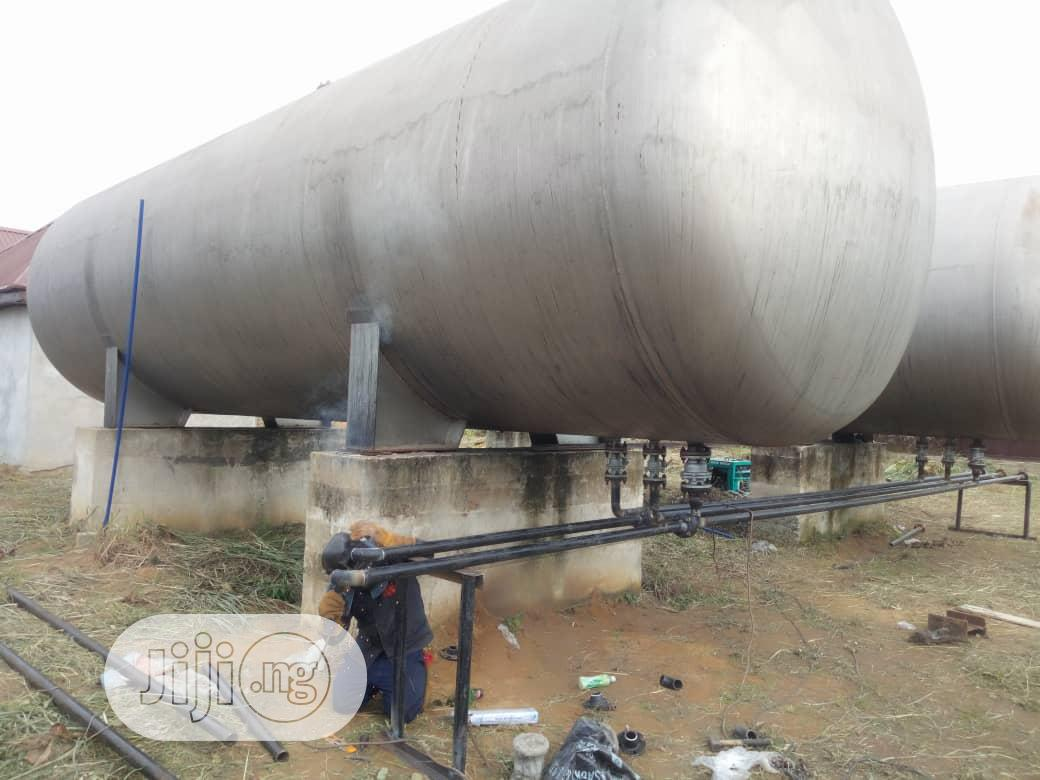 Archive: LPG Cylinders 2020 For Sales