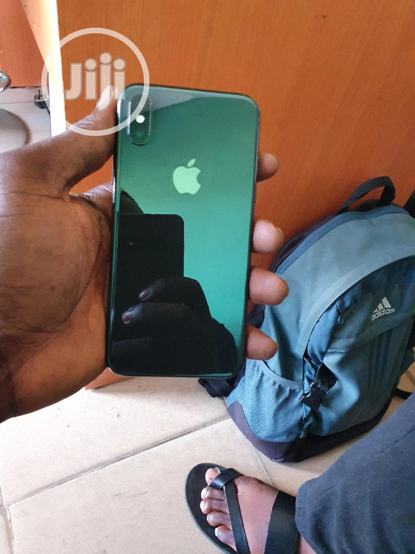 Apple iPhone X 64 GB Black   Mobile Phones for sale in Ibadan, Oyo State, Nigeria