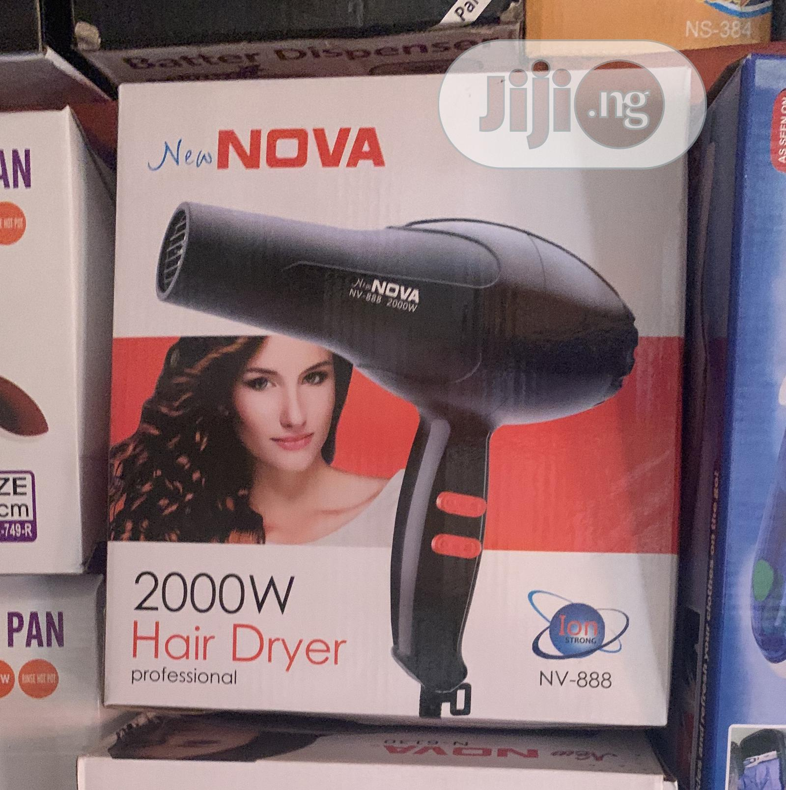 New Nova Dryer
