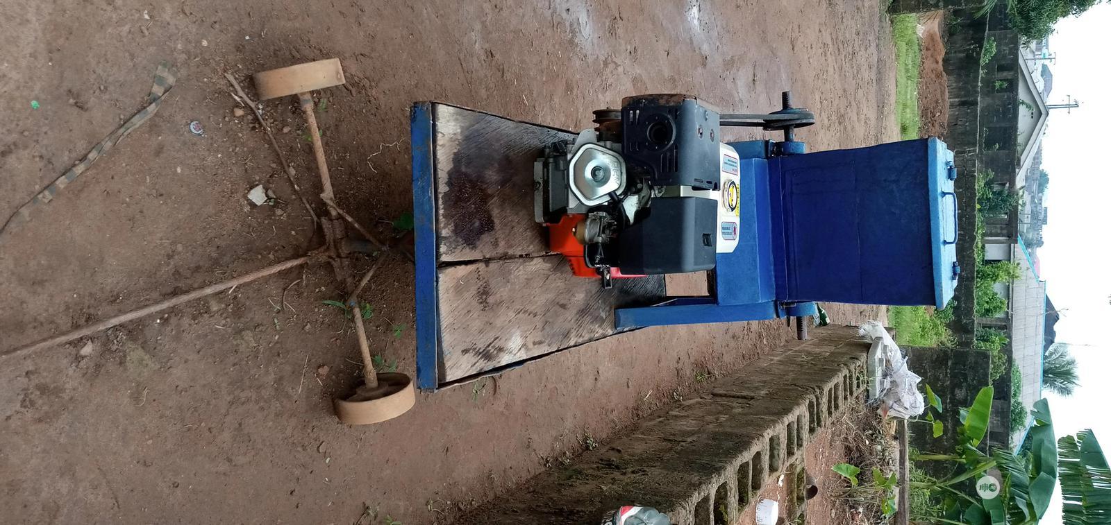 Archive: Cassava Grinding Machine