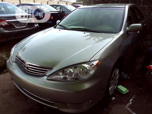 Toyota Camry 2005 Green