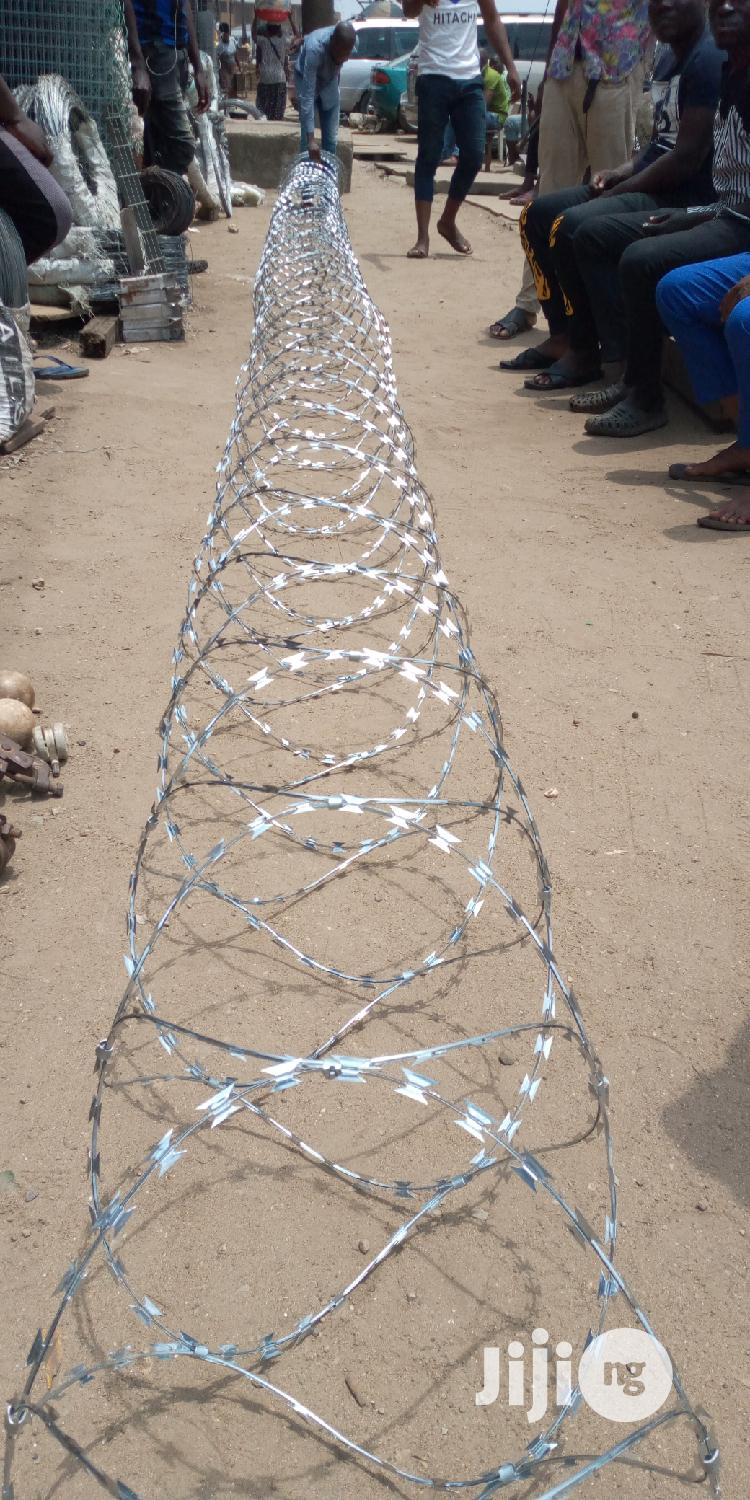 Security Fencing Wire | Building Materials for sale in Orile, Lagos State, Nigeria
